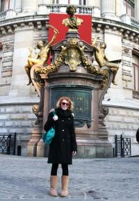 Andei in Paris 12/08
