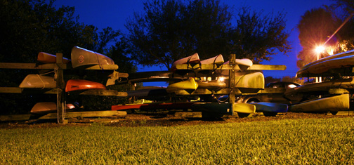Canoes and Kayaks - Andei Keough 1/09