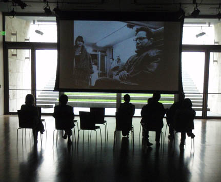 Dallas Sculpture Museum - Video Installation