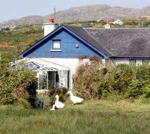 Anam Cara Retreat Center, SW Ireland