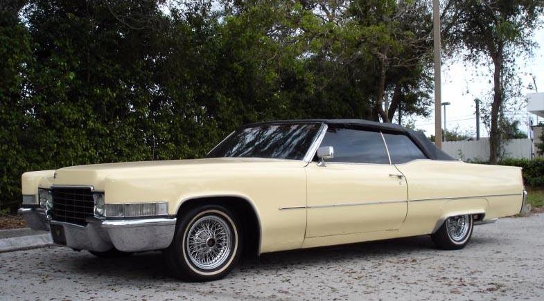 Yellow Cadillac | KeO BLoG