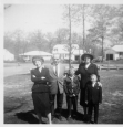 Mom, Uncle Joe, Aunt Clara, me and my brother Dennis - 1962