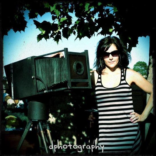 Derrah Ledford, Professional Photographer Extraordinaire