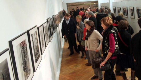 Lewis Hine Exhibition in Bratislava by Patrick Keough 2012