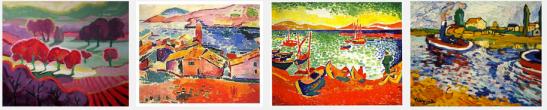 Fauve Paintings