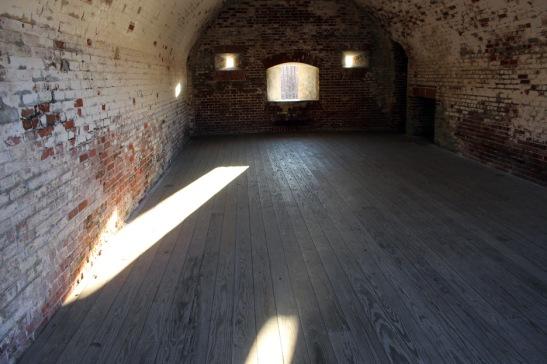 Ft. Macon Interior