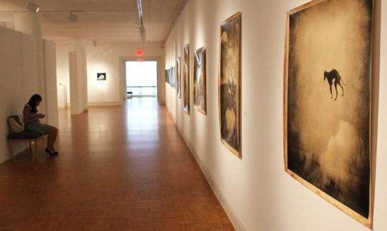 Gray Art Gallery, ECU School of Art