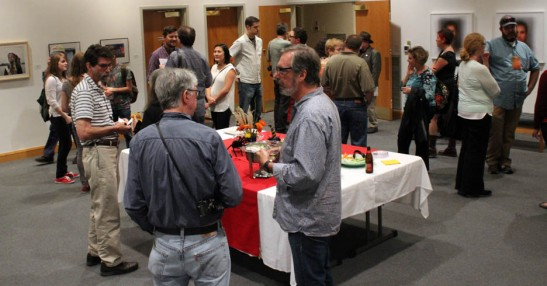 ECU Photo Alumni Exhibition Reception at Greenville Museum of Art